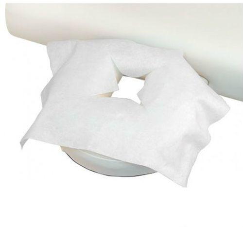 купить Полотенце из спанлейса с выемкой для лица (30*40см.) - 50 шт. в Кишинёве