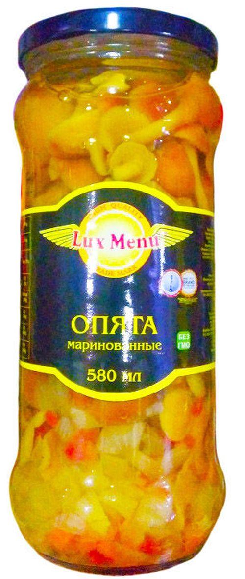 """купить Опята (маринованные) """"LuxMenu"""" 580мл. в Кишинёве"""