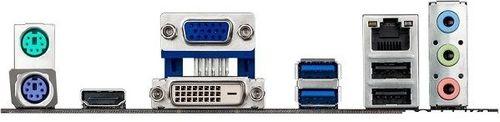 cumpără MB S FM2 ASUS A78M-A, AMD A78, Dual 4xDDR3-2400, APU AMD graphics, DVI, HDMI, 1x PCIe X16, 6xSATA3(6Gb/s), RAID, 1x PCIe X1, 1x PCI, ALC887 7.1ch HDA, GigaBit LAN, 4xUSB3.0(5Gb/s), mATX în Chișinău