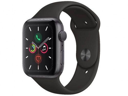 купить Apple Watch 5 44mm/Space Grey в Кишинёве