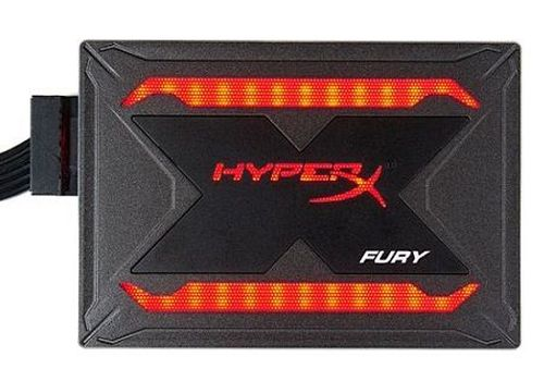 "cumpără 2.5"" SSD 480GB HyperX FURY RGB, SATAIII, Sequential Reads 550 MB/s, Sequential Writes 480 MB/s, 7mm, Controller Marvell 88SS1074, 3D NAND TLC, RGB lighting with dynamic, Includes RGB cable în Chișinău"
