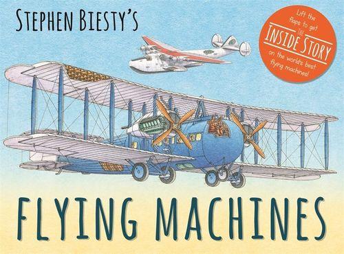 cumpără Stephen Biesty's Flying Machines(eng) în Chișinău