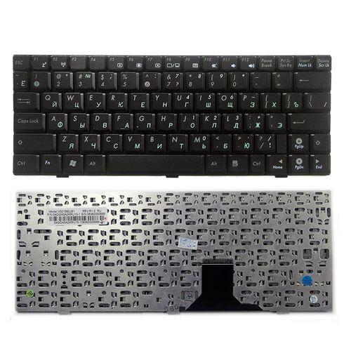 купить Keyboard Asus EeePC 904 905 1000 1002 S101 ENG/RU Black в Кишинёве