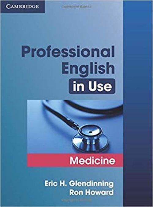 купить Professional English in Use Medicine в Кишинёве