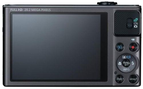 купить Фотоаппарат компактный Canon PS SX620HS Black в Кишинёве