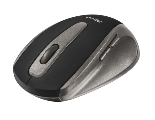 cumpără Mouse TRUST EasyClick Wireless Optical, 2.4GHz, Nano receiver, 1000 dpi, 5 button, USB, Black în Chișinău