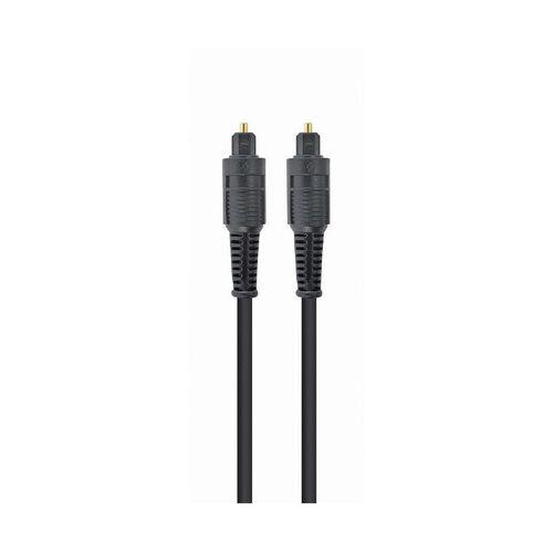 купить Gembird CC-OPT-2M audio optical cable, black, 2m, link between audio equipment в Кишинёве