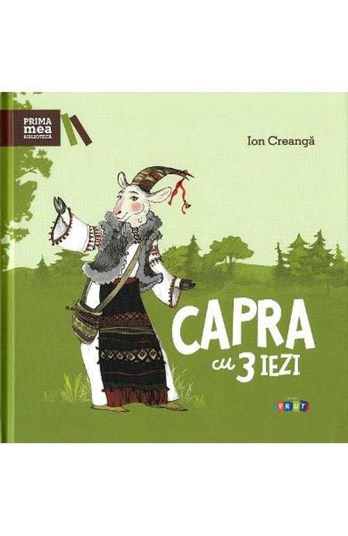 купить Capra cu trei iezi - Ion Creangă в Кишинёве