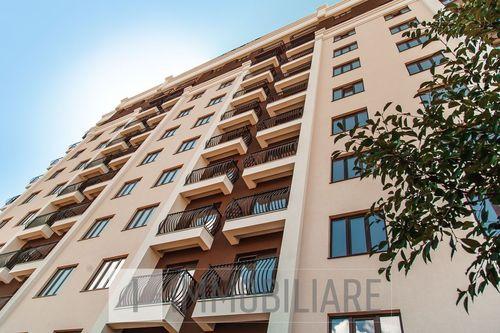 Apartament cu 2 camere, sect. Buiucani, bd. Alba-Iulia.