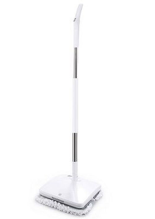 """купить XIAOMI """"SWDK-D260"""" CN, White, Handheld Electric Mop, Moping frequency 1000 times/min, Compact design with LED light, Battery 2000mAh, Accessories Types: Dustbin,Invisible Wall,Mopping Pad,Remote Controller,Rolling Brush,Side Brush,Water Tank в Кишинёве"""