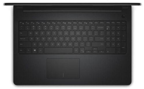 """купить DELL Inspiron 15 3000 Black (3552), 15.6"""" HD (Intel® Pentium® Quad Core N3710 2.56GHz (Braswell), 4Gb DDR3 RAM, 500Gb HDD, Intel® HD Graphics 405, DVDRW, CardReader, WiFi-N/BT4.0, 4cell, HD720p Webcam, RUS, Ubuntu,2.3kg) в Кишинёве"""