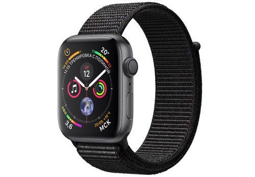 купить Apple Watch Series 4 MU6E2 Black Sport Loop 44mm, Space Gray в Кишинёве