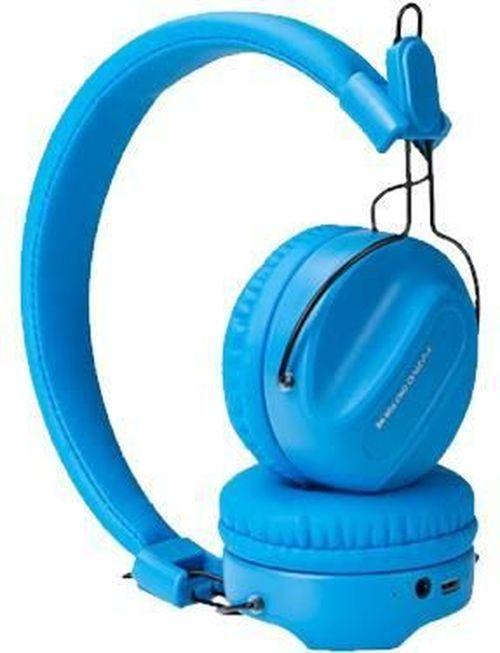 купить Наушники с микрофоном Marvo HB-013 BL в Кишинёве