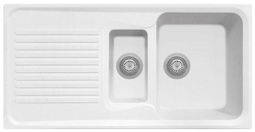 купить Мойка кухонная Plados HR0991 HARMONY-UNIVERSO microUltragranit в Кишинёве