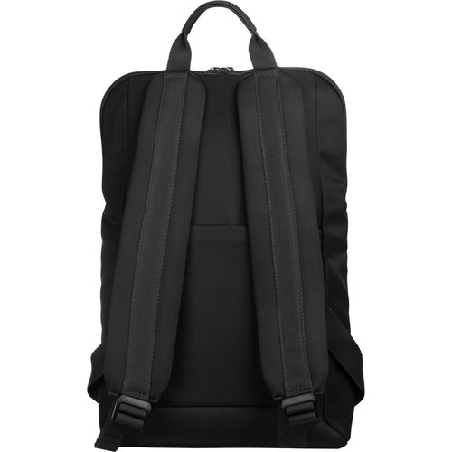 cumpără Rucsac laptop Tucano BFLABK-M-BK Flat Slim M Black în Chișinău