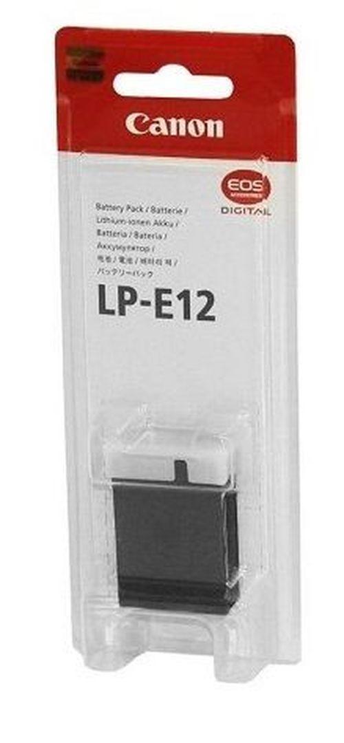 cumpără Battery Pack Canon LP-E12, 875mAh, 7.2V, Li-Ion Batteries for  EOS-M, EOS 100D, Rebel SL1 în Chișinău