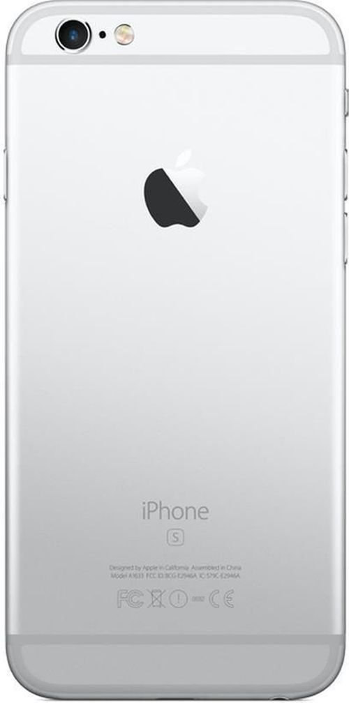 купить Apple iPhone 6s 32GB,Silver в Кишинёве