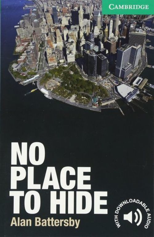 "купить ""No Place to Hide"" Alan Battersby (Level 3 Lower-intermediate) в Кишинёве"