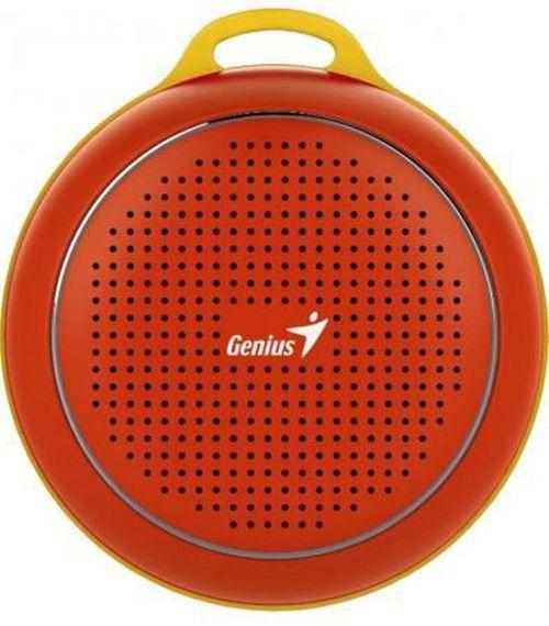 cumpără Boxă portativă Bluetooth Genius SP-906BT PLUS, R2, Red în Chișinău