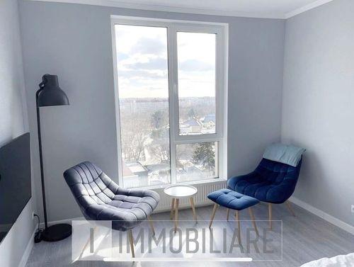 Apartament cu 1 cameră, sect. Botanica, str. Grenoble.