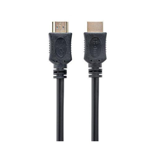 купить Gembird CC-HDMI4L-6 Cable HDMI to HDMI 1.8m  Gembird, male-male, Supports 4K UHD, Black, Bulk в Кишинёве