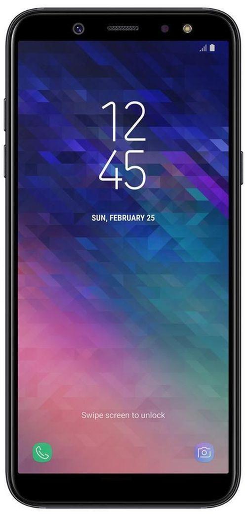 купить Samsung Galaxy A6 2018 (A600F), 32GB Black в Кишинёве