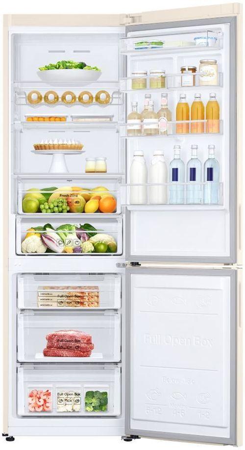 cumpără Frigider cu congelator jos Samsung RB34N5440EF/UA în Chișinău