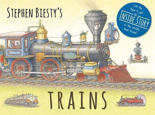 купить Поезда Стивена Бисти в Кишинёве