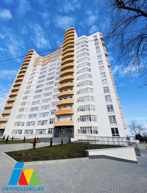 Apartament cu 2 camere, Botanica, str.Grădina Botanică.