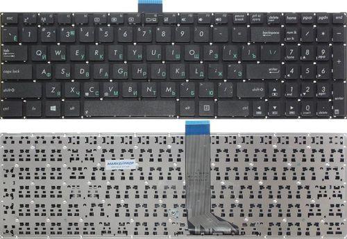 """купить Keyboard Asus X502 X551 X553 X554 X555 F551 P551 A553 D550 D553 R556 R512 F555 K555 A555 w/o frame """"ENTER""""-small ENG/RU Black в Кишинёве"""