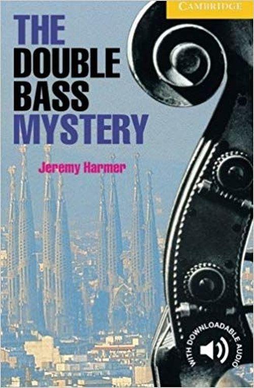 "купить ""The Double Bass Mystery"" Jeremy Harmer (Level 2) в Кишинёве"