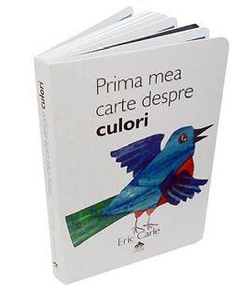 cumpără Prima mea carte despre culori în Chișinău