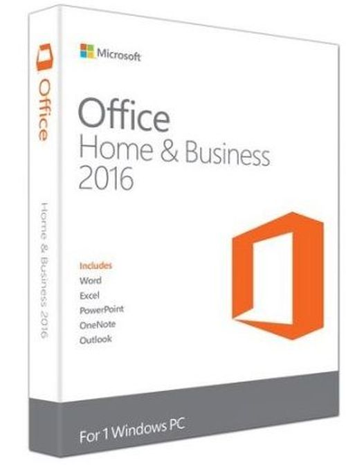 купить Office Home and Business 2016 32/64 Russian CEE Only EM DVD в Кишинёве
