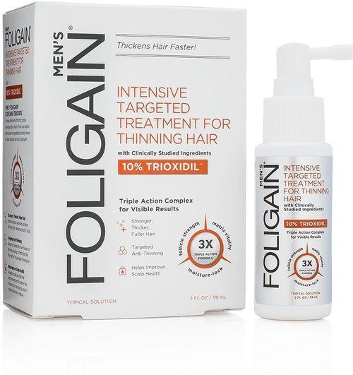 cumpără FOLIGAIN TRIOXIDIL 10% - FOR MEN în Chișinău