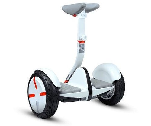"""купить Xiaomi Ninebot Mini PRO Self Balancing Scooter, White, Wheel 10.5"""", Speeds of up to:18km/h, Battery capacity:30km in a single charge, Weight:13kg, IP54, Auto-sensing LED taillight / turn, Maximum load: 120kg, Remote control via Smartphone в Кишинёве"""