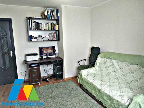Apartament 1 camera+living sect. Botanica, bd. Dacia.