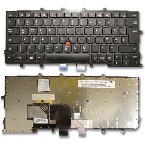 cumpără Keyboard Lenovo X240 X250 w/trackpoint ENG/RU Black în Chișinău