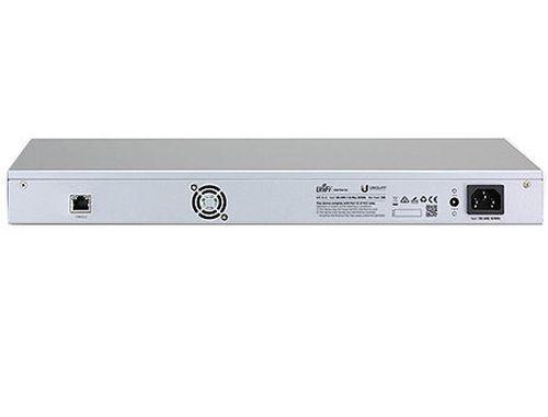 купить Ubiquiti UniFi Switch 24 (US-24), 24-Port Gigabit RJ45, 2-ports SFP, Non-Blocking Throughput: 26 Gbps, Switching Capacity: 52 Gbps, Rackmountable (retelistica switch/сетевой коммутатор) в Кишинёве