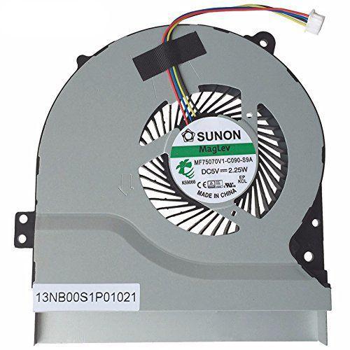 купить CPU Cooling Fan For Asus X550 X552 F550 X450 F450 A450 A550 (4 pins) в Кишинёве