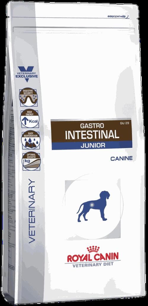 cumpără Royal Canin GASTRO INTESTINAL JUNIOR  2.5 kg în Chișinău