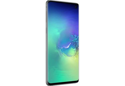 cumpără SAMSUNG Galaxy S10 Dual Sim 128GB, Prism Green în Chișinău