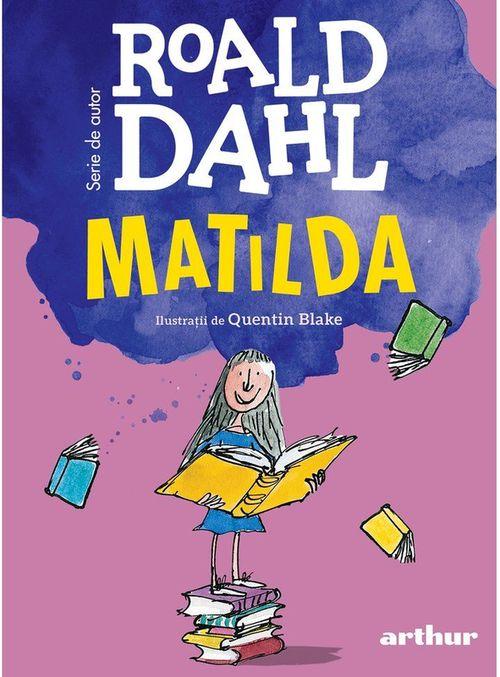 купить Matilda - Roald Dahl в Кишинёве