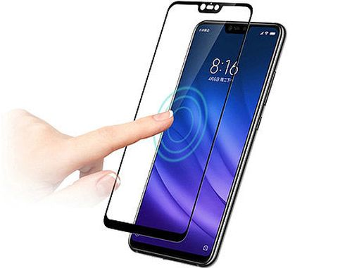 купить 500019 Screen Geeks sticla protectie Xiaomi Mi 8 Lite Full Cover Glass Pro All Glue 4D Black (защитное стекло для смартфонов Xiaomi, в асортименте) в Кишинёве