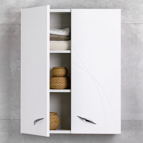 купить Premium Шкаф подвесной белый 600 в Кишинёве