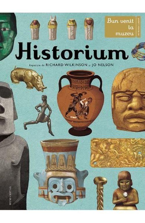 купить Historium - Richard Wilkinson, Jo Nelson(ro) в Кишинёве