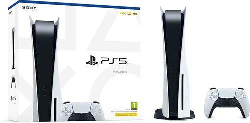 cumpără Consolă de jocuri PlayStation PS 5 Disc Edition în Chișinău