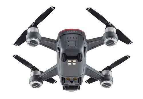 cumpără (149290) DJI Spark Fly More Combo (EU) / Lava Red - Portable Drone, RC, 12MP,  FHD 30fps camera with gimbal, max. 4000m height/50kmph speed, flight time 16min, Battery 1480mAh, 300g (2 extra batteries, propellers, guards, charging hub, bag) în Chișinău
