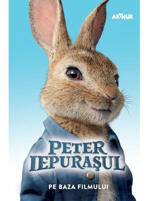 купить Peter Iepurașul - pe baza filmului в Кишинёве