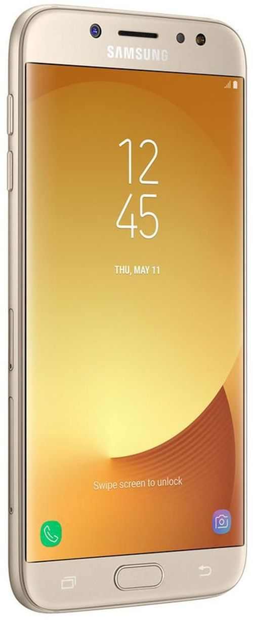 купить Samsung Galaxy J5 2017 (J530), Gold в Кишинёве