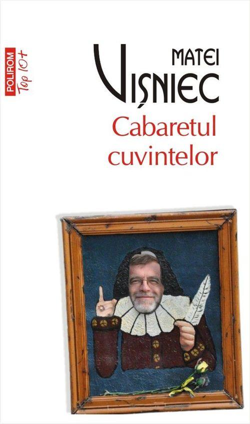 купить Cabaretul cuvintelor (ediție de buzunar) в Кишинёве